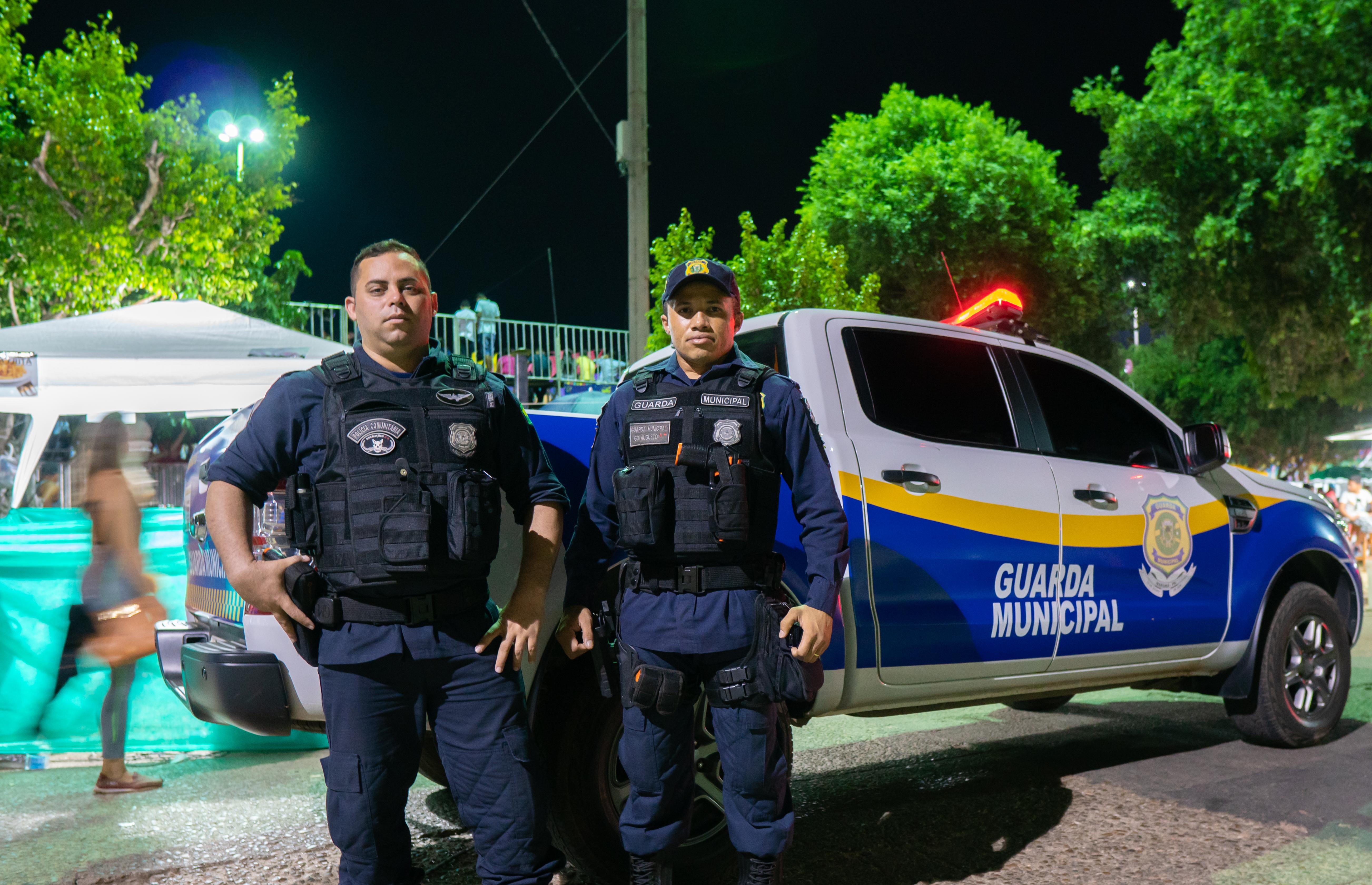 Segurança: Guarda Municipal atua em diversos pontos da cidade no fim de semana